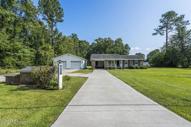 427 Wooded Acres Road, Lake Waccamaw, NC 28450 (MLS #100285292) :: The Rising Tide Team