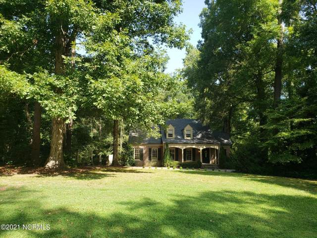 1214 Brookside Drive NW, Wilson, NC 27896 (MLS #100288258) :: Berkshire Hathaway HomeServices Hometown, REALTORS®