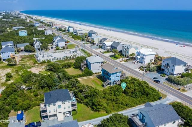 516 N Anderson Boulevard, Topsail Beach, NC 28445 (MLS #100288373) :: Frost Real Estate Team