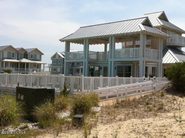 8720 Ocean Dune Drive, Emerald Isle, NC 28594 (MLS #11403624) :: Harrison Dorn Realty