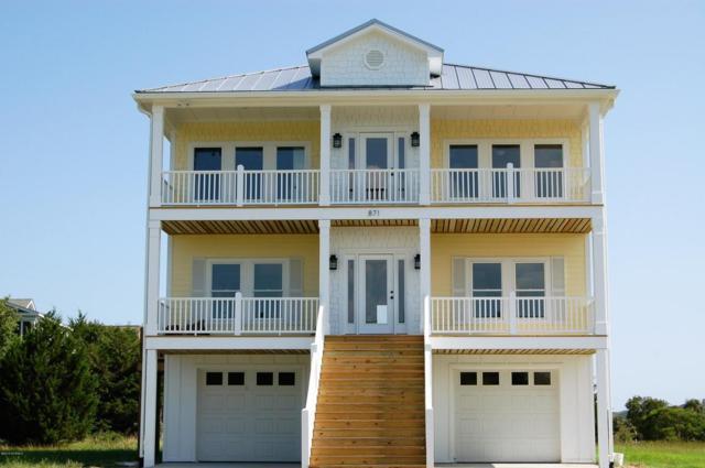 871 Heron Landing Wynd, Holden Beach, NC 28462 (MLS #20698660) :: Century 21 Sweyer & Associates