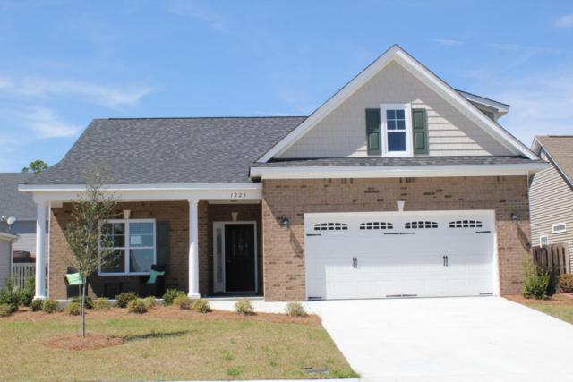 1225 Amber Pines Drive, Leland, NC 28451 (MLS #100035599) :: Century 21 Sweyer & Associates