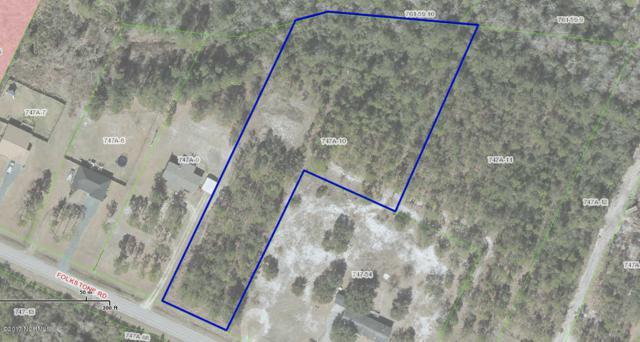 195 Folkstone Road, Holly Ridge, NC 28445 (MLS #100055030) :: Century 21 Sweyer & Associates
