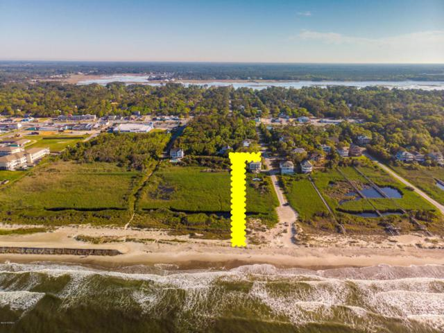 119 SE 63rd Street, Oak Island, NC 28465 (MLS #100069361) :: The Oceanaire Realty