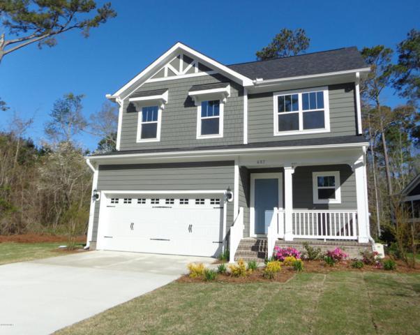 607 Belhaven Drive, Wilmington, NC 28411 (MLS #100071668) :: The Keith Beatty Team