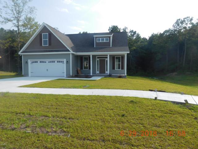 112 Shadow Creek Drive, Swansboro, NC 28584 (MLS #100072255) :: Coldwell Banker Sea Coast Advantage