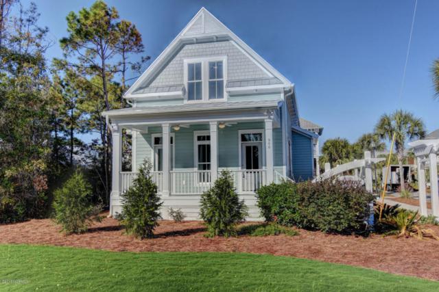 900 Ocean Boulevard, Carolina Beach, NC 28428 (MLS #100074243) :: David Cummings Real Estate Team