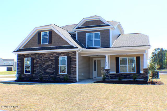 520 Brookfield Drive, Winterville, NC 28590 (MLS #100088341) :: Harrison Dorn Realty