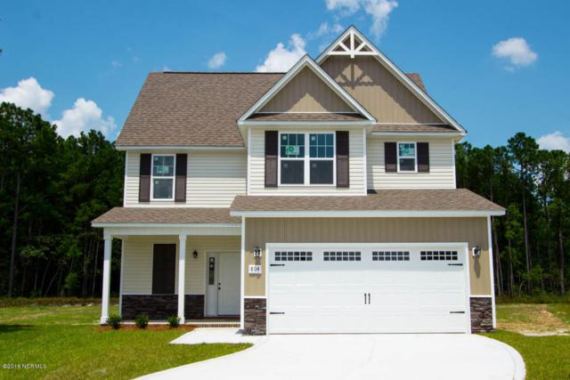 804 Semora Court, Richlands, NC 28574 (MLS #100105814) :: RE/MAX Essential