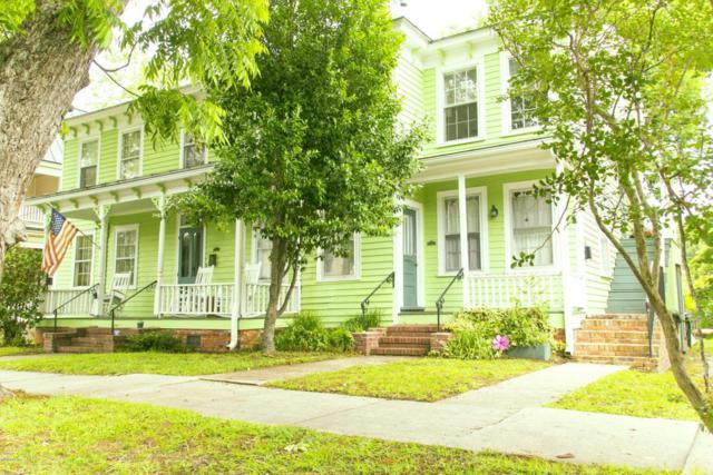 608 E Front Street, New Bern, NC 28560 (MLS #100120267) :: David Cummings Real Estate Team