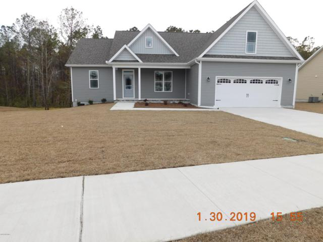 116 Shadow Creek Drive, Hubert, NC 28539 (MLS #100122549) :: Coldwell Banker Sea Coast Advantage