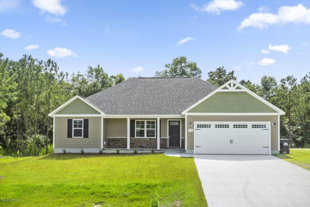 309 Channel Run Lane, Sneads Ferry, NC 28460 (MLS #100124841) :: Coldwell Banker Sea Coast Advantage