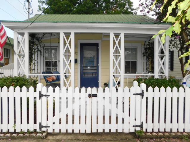 322 Orange Street, Beaufort, NC 28516 (MLS #100125626) :: Donna & Team New Bern