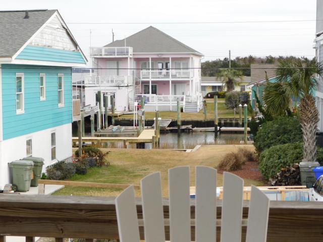 201 E Bogue Sound Drive, Atlantic Beach, NC 28512 (MLS #100147620) :: Courtney Carter Homes
