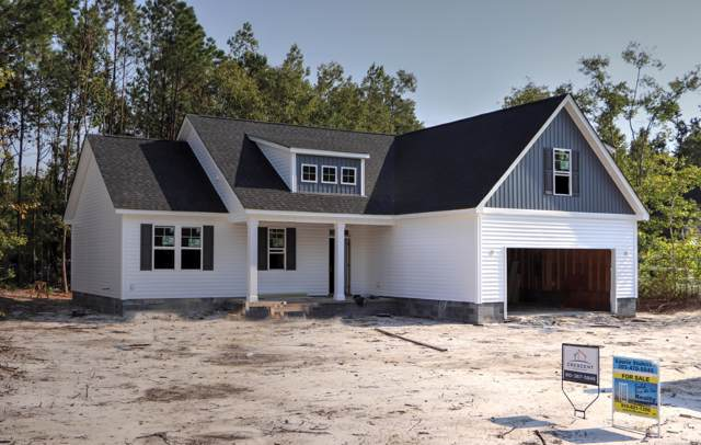Lot 14 Pebble Beach Drive, Hampstead, NC 28443 (MLS #100169107) :: Courtney Carter Homes
