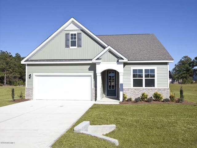 180 Capital Drive Lot 20, Hampstead, NC 28443 (MLS #100173068) :: Courtney Carter Homes