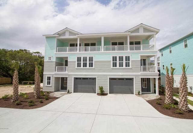 848 Fort Fisher Boulevard S E, Kure Beach, NC 28449 (MLS #100193025) :: CENTURY 21 Sweyer & Associates