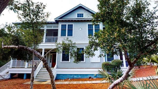 617 Ocracoke Way, Bald Head Island, NC 28461 (MLS #100198809) :: The Keith Beatty Team