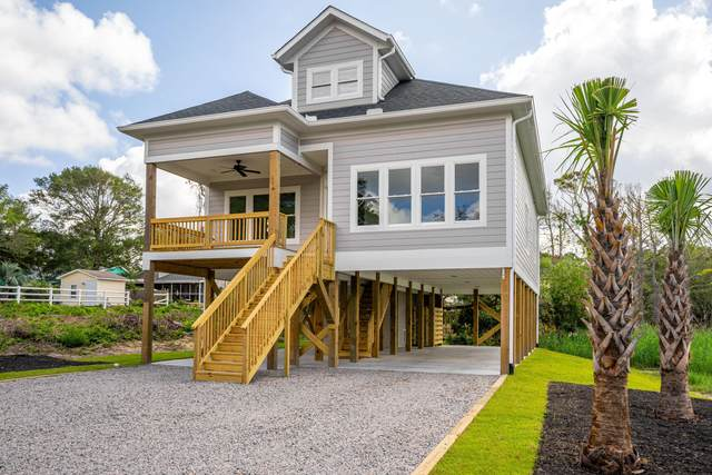 116 SE 18th Street, Oak Island, NC 28465 (MLS #100208004) :: Berkshire Hathaway HomeServices Hometown, REALTORS®