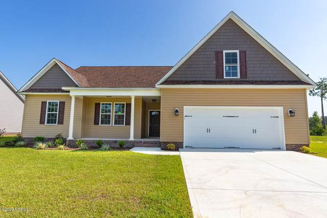 115 Wainwright Court, Havelock, NC 28532 (MLS #100208225) :: Carolina Elite Properties LHR