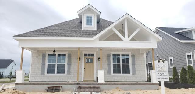 701 Wharton Avenue, Wilmington, NC 28412 (MLS #100209627) :: Coldwell Banker Sea Coast Advantage