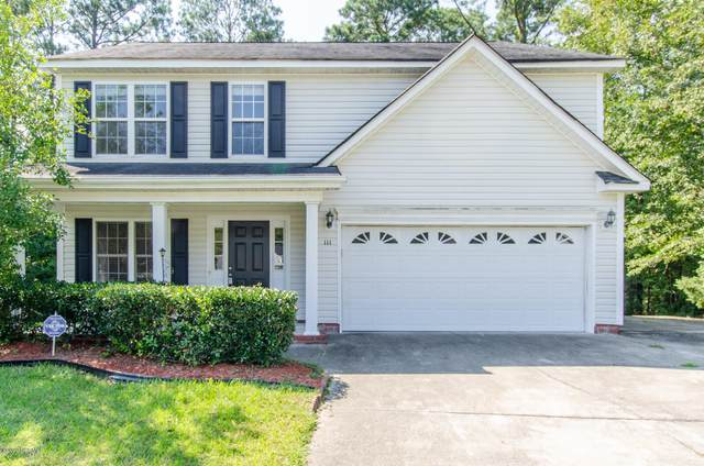111 Twin Creek Lane, Havelock, NC 28532 (MLS #100220003) :: Stancill Realty Group