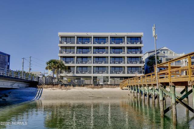 701 Causeway Drive 3D, Wrightsville Beach, NC 28480 (MLS #100252291) :: The Legacy Team