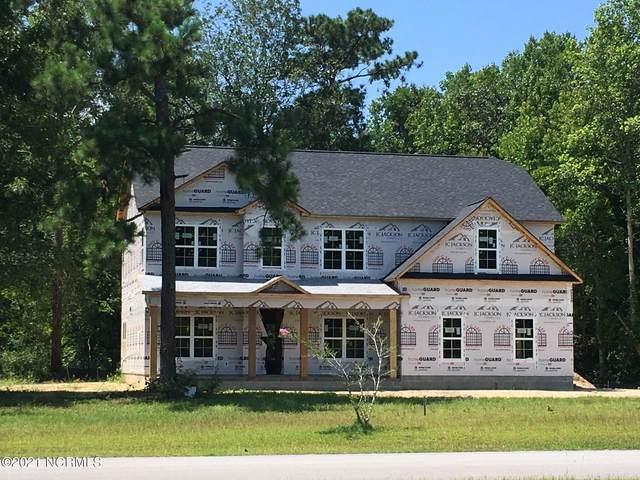 210 Baird Point Road, Grantsboro, NC 28529 (MLS #100280427) :: The Cheek Team