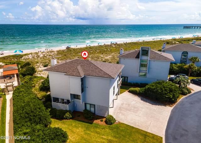 19 Sea Oats Lane, Wrightsville Beach, NC 28480 (MLS #100283681) :: Shapiro Real Estate Group