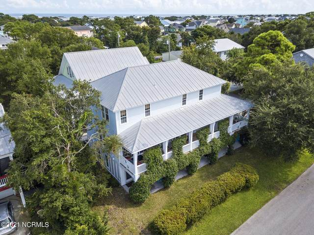 706 Mississippi Avenue, Kure Beach, NC 28449 (MLS #100291155) :: The Tingen Team- Berkshire Hathaway HomeServices Prime Properties