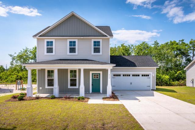 316 Holbrook Lane, Hubert, NC 28539 (MLS #100089815) :: Century 21 Sweyer & Associates