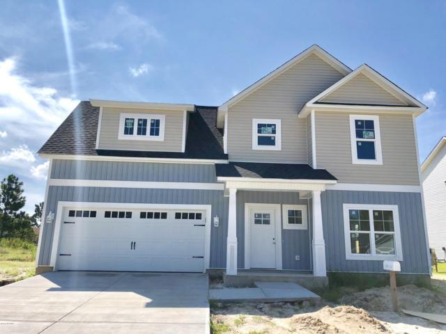 305 Holbrook Lane, Hubert, NC 28539 (MLS #100091690) :: Coldwell Banker Sea Coast Advantage