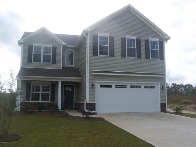 463 Avendale Drive, Rocky Point, NC 28457 (MLS #100108919) :: RE/MAX Essential