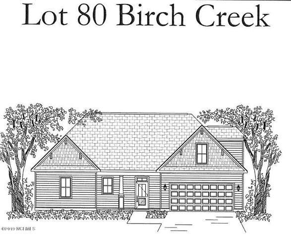 Lot 80 Cottonwood Lane, Leland, NC 28451 (MLS #100156159) :: RE/MAX Essential