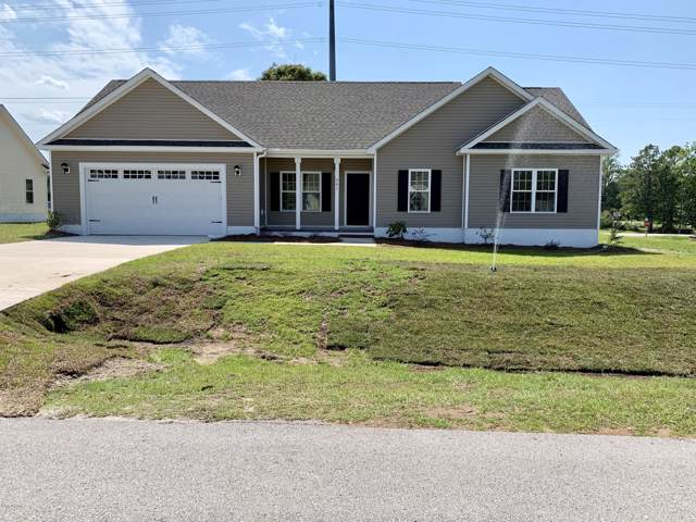 201 Echo Ridge Road, Swansboro, NC 28584 (MLS #100156944) :: Century 21 Sweyer & Associates