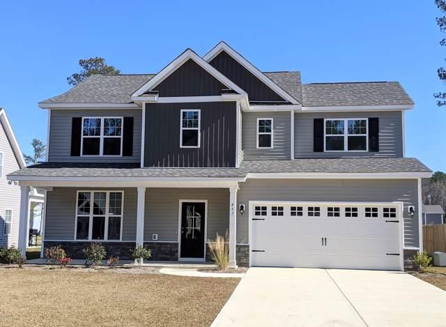 457 Jasmine Way, Burgaw, NC 28425 (MLS #100159509) :: Vance Young and Associates