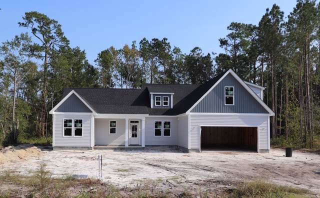 Lot 15 Pebble Beach Drive, Hampstead, NC 28443 (MLS #100169108) :: Courtney Carter Homes