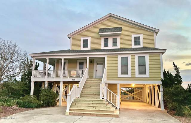 326 Serenity Lane, Holden Beach, NC 28462 (MLS #100190857) :: The Chris Luther Team