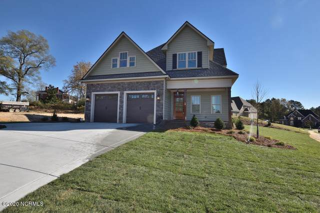 12 Ashlar Court, Rocky Mount, NC 27804 (MLS #100209717) :: Vance Young and Associates