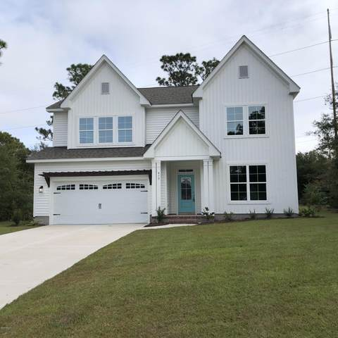 413 Robert E Lee Drive, Wilmington, NC 28412 (MLS #100220071) :: RE/MAX Essential