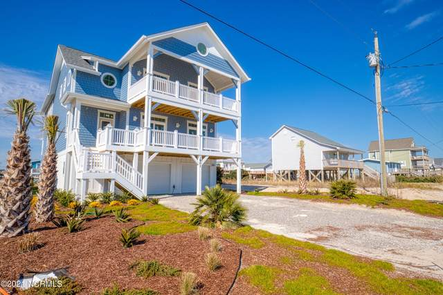 1801 N Shore Drive, Surf City, NC 28445 (MLS #100229245) :: RE/MAX Essential