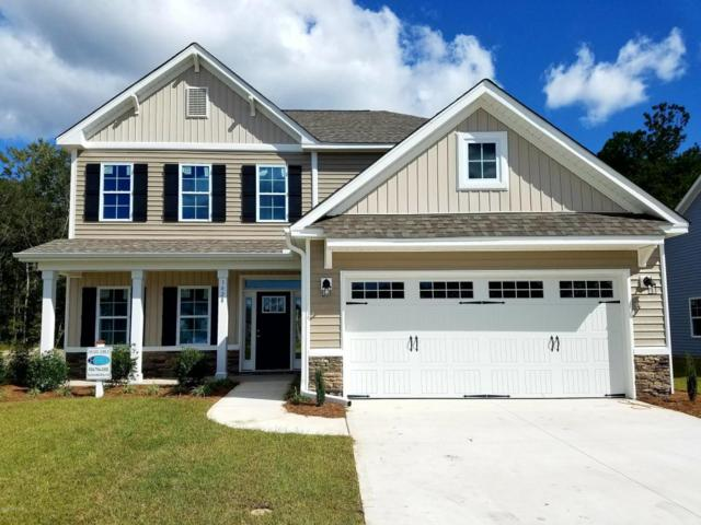 3828 Smooth Water Drive, Wilmington, NC 28405 (MLS #100059542) :: The Keith Beatty Team