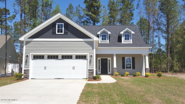 704 Jasmine Way, Burgaw, NC 28425 (MLS #100089736) :: Harrison Dorn Realty