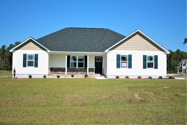 801 Semora Court, Richlands, NC 28574 (MLS #100106667) :: Century 21 Sweyer & Associates