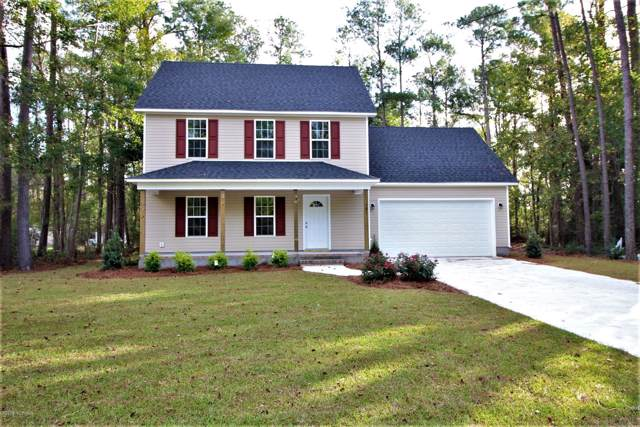 121 Walking Leaf Drive, Newport, NC 28570 (MLS #100152275) :: The Keith Beatty Team