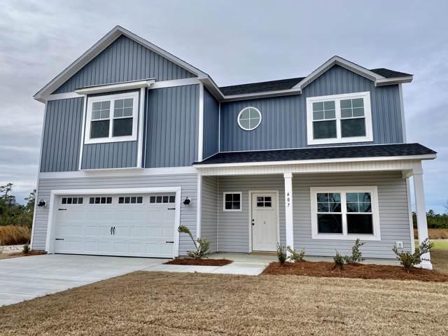 407 Elgin Road, Hubert, NC 28539 (MLS #100158662) :: The Keith Beatty Team
