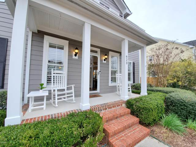 623 Caicos Court, Wilmington, NC 28405 (MLS #100200331) :: David Cummings Real Estate Team