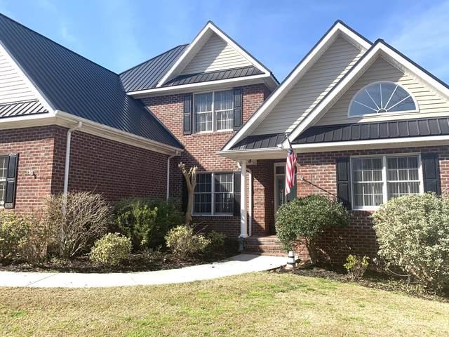 106 White Oak Bluff Road, Stella, NC 28582 (MLS #100201374) :: Castro Real Estate Team