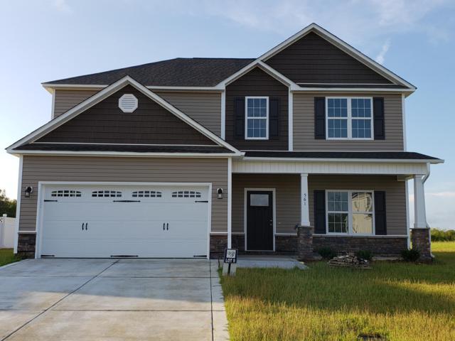 561 Villa Grande Drive, Winterville, NC 28590 (MLS #100115149) :: Harrison Dorn Realty