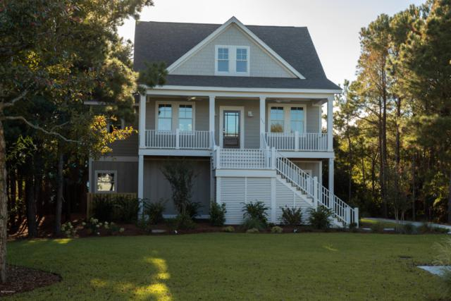 111 Dolphin Ridge Road, Emerald Isle, NC 28594 (MLS #100122839) :: The Oceanaire Realty